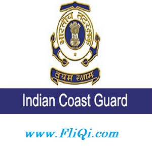 Indian Coast Guard Recruitment 2018-9 Various Posts