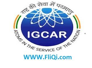 IGCAR Kalpakkam Recruitment 2018-248 UDC Posts