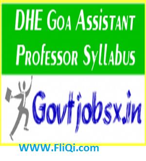 DHE Goa Recruitment 2018-277 Various Posts