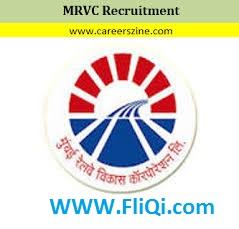 MRVC Ltd Recruitment 2018-34 Project Engineer Posts,