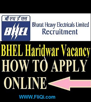 BHEL Haridwar Recruitment 2018-197 Apprentice Posts