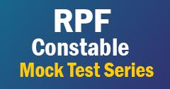 RPF Constable Mock Test Series